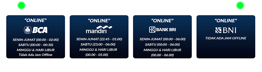 Jadwal Bank YukBola